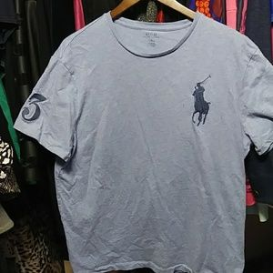 Polo (large horse) cotton shirt